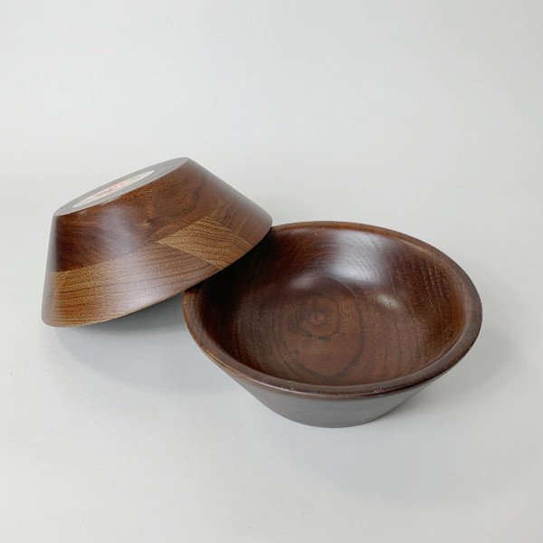 Wood Bowl / Vermillion