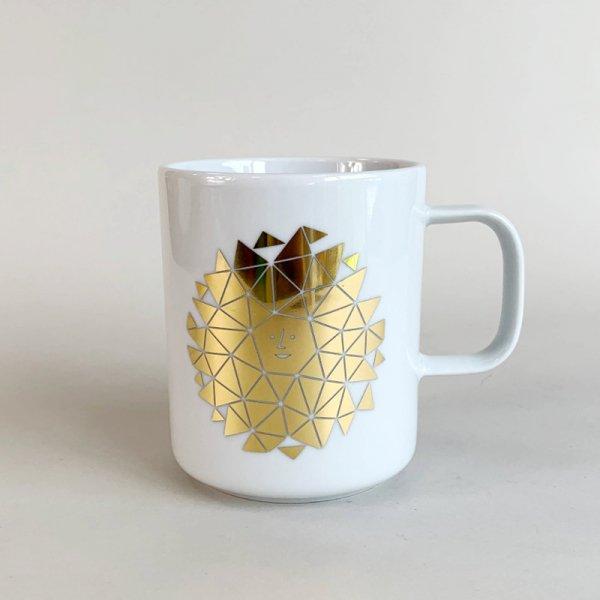 Coffee Mugs /   New Sun Gold