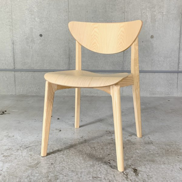 Dining Chair(T-3035AS-SP/NT)/ 柳宗理