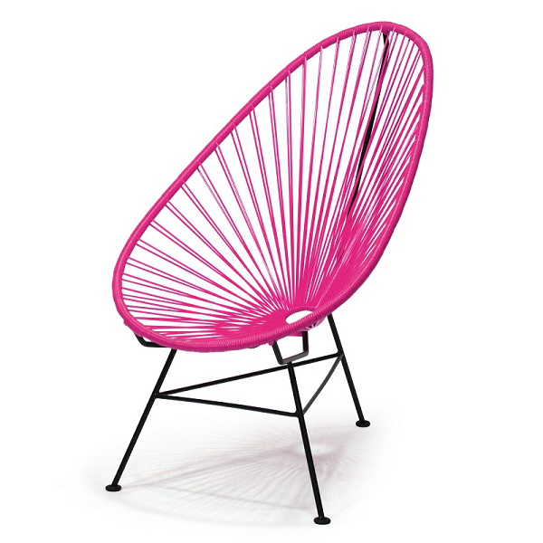 Acapulco  Chair / Bougainvillaea