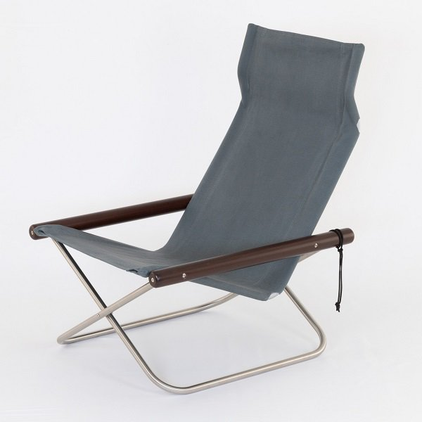 NychairX Gray (Dark Brown)
