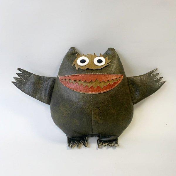 Nauga Monster Small (Vintage)