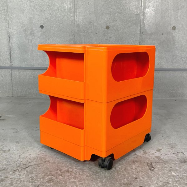 Boby Wagon 2段 オレンジ / ユーズド