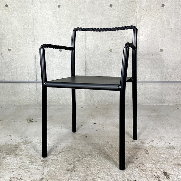 artek Rope Chair/Black