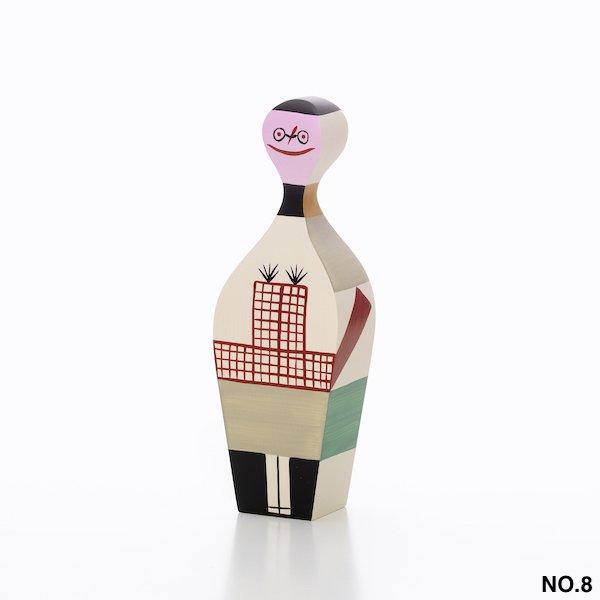 Wooden Dolls No.8