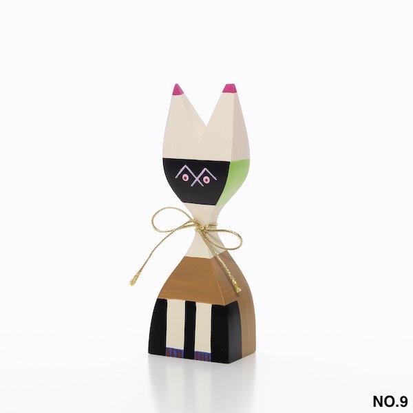 Wooden Dolls No.9