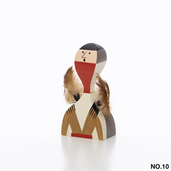 Wooden Dolls No.10