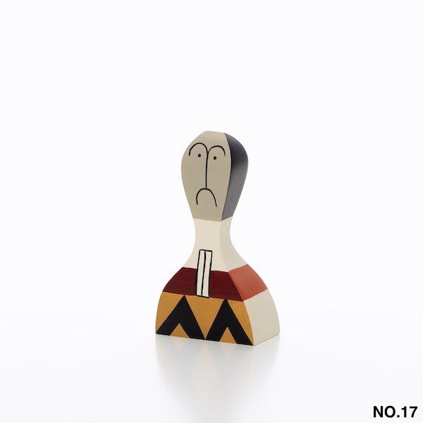 Wooden Dolls No.17