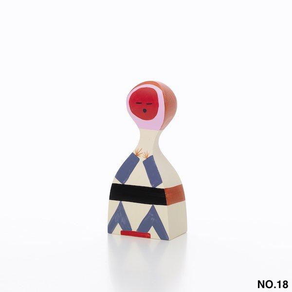 Wooden Dolls No.18