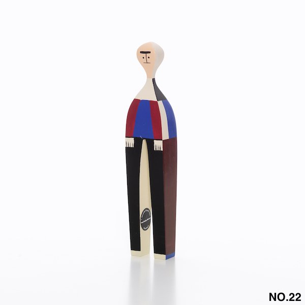Wooden Dolls No.22