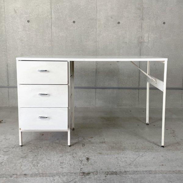 Steel frame Case Group Desk #4173
