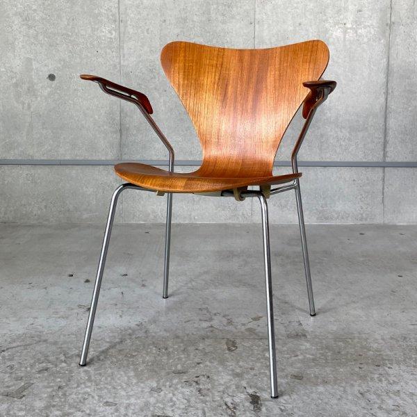 Seven Chair Model.3207 / Teak