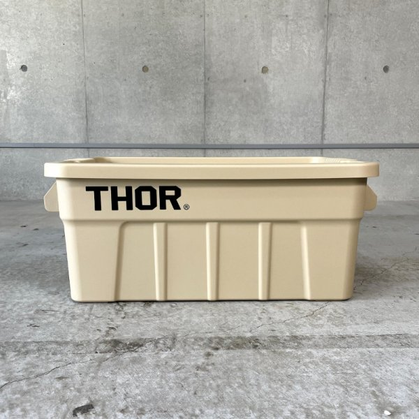 Thor Large Totes With Lid 53L<img class='new_mark_img2' src='https://img.shop-pro.jp/img/new/icons22.gif' style='border:none;display:inline;margin:0px;padding:0px;width:auto;' />