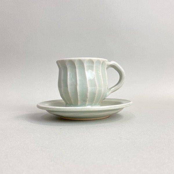 五十嵐元次 Cup & Saucer