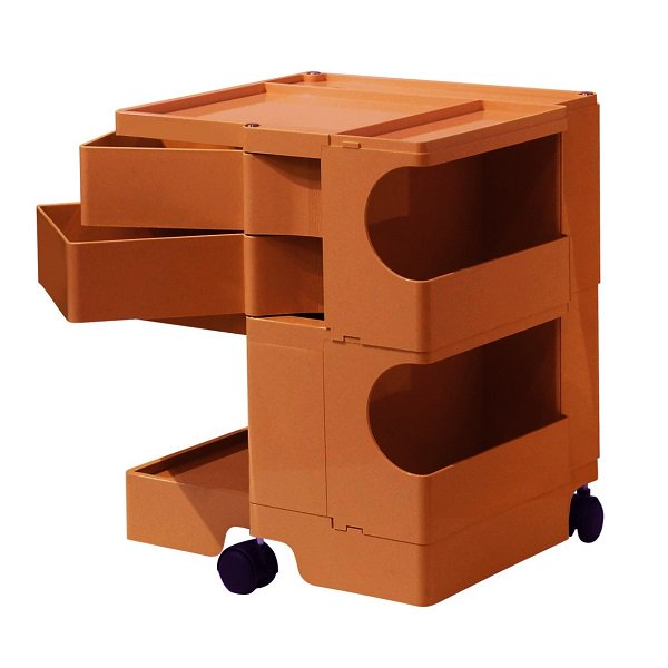 Boby Wagon 50th Anniversary Limited Color サフラン 2段2トレイ