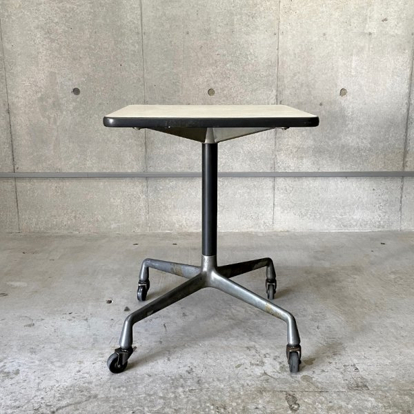 Small Contract Table with Caster