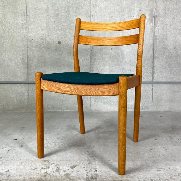 Model.350 Dining Chair / Poul Volther