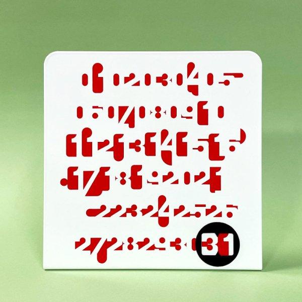 Imbroglio desk calendar / ※Novelty