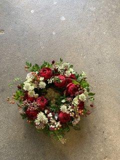 fresh wreath