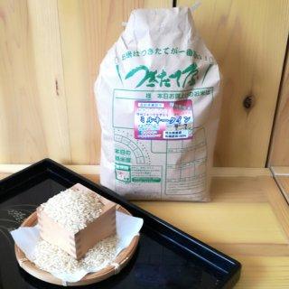 農薬・化学肥料不使用【令和2年産】<br>長野県産<br>おぎわらふぁーむ<br>ミルキークイン 5kg