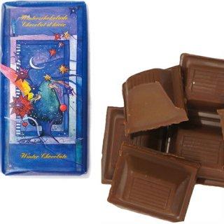 ウインターチョコレート<br>(フェアトレードチョコ)