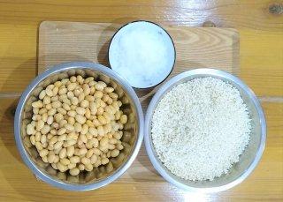 米みそ作りキット! <br>かんたん混ぜて詰めるだけ。<br>みそ作り動画で見て作れる!