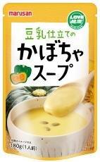 (マルサン)豆乳仕立てのかぼちゃスープ180g