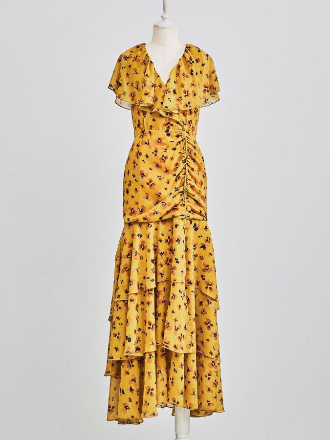 Pansy Shearing Dress