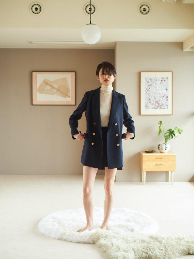Double Tailored Jacket