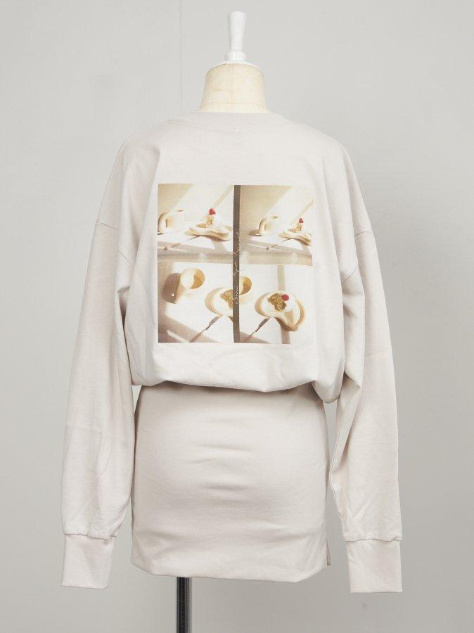 YURI HANAMORI Room Tunic