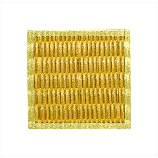 和風 金の畳コースター 1枚