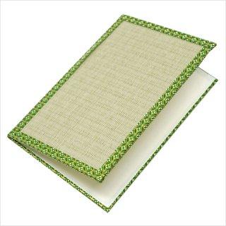畳のグリーティングカード 無地 1枚