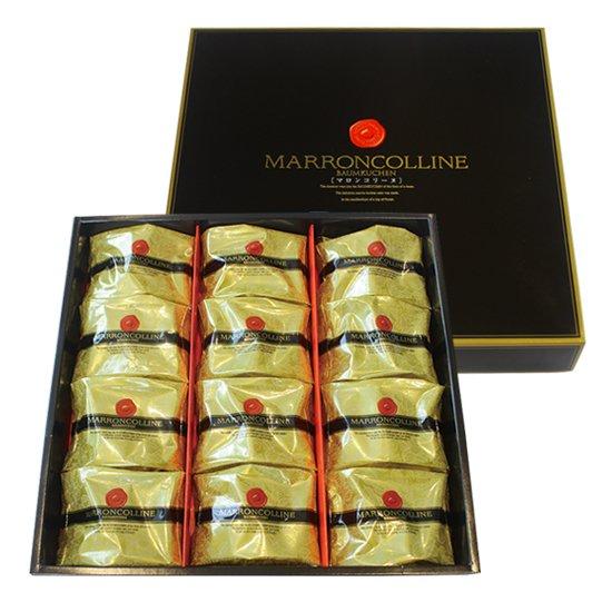 マロンコリーヌ 12個入×3箱セット【送料無料】