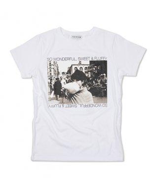 ニューヨークTシャツ:綿あめホワイト