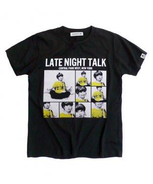 ニューヨークTシャツ:LATE NIGHT TALK<img class='new_mark_img2' src='https://img.shop-pro.jp/img/new/icons47.gif' style='border:none;display:inline;margin:0px;padding:0px;width:auto;' />