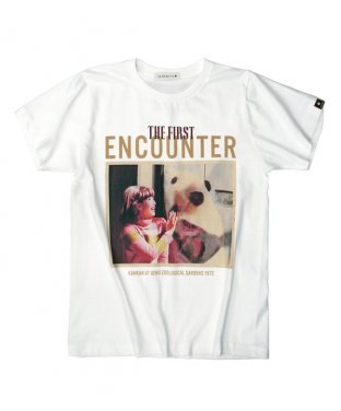 トットTシャツ:THE FIRST ENCOUNTER<img class='new_mark_img2' src='https://img.shop-pro.jp/img/new/icons15.gif' style='border:none;display:inline;margin:0px;padding:0px;width:auto;' />