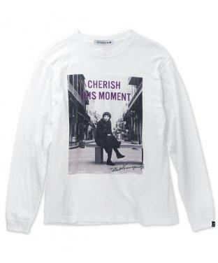 ニューヨークロングTシャツ:CHERISH