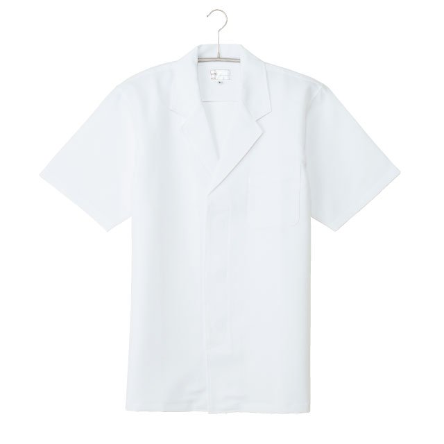 -男女兼用- 兼用半袖白衣
