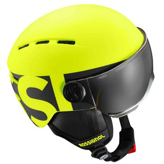 【50%OFF !!】 VISOR JR (NEON YELLOW / BLACK)