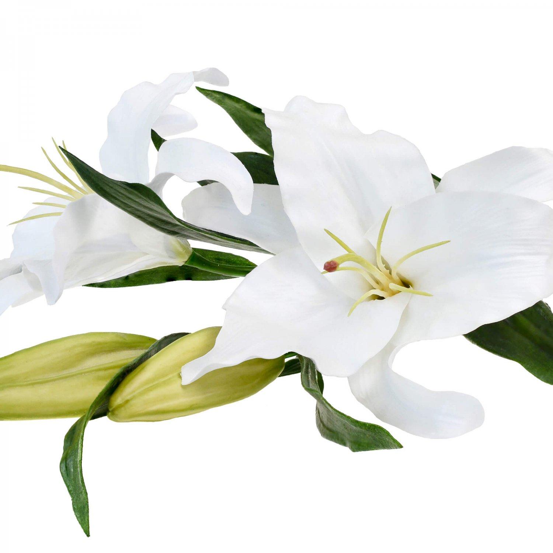 カサブランカ 単品花材 アーティフィシャルフラワー アートフラワー