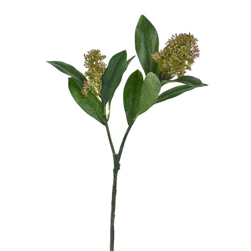 スキミア 単品花材 アーティフィシャルフラワー アートフラワー