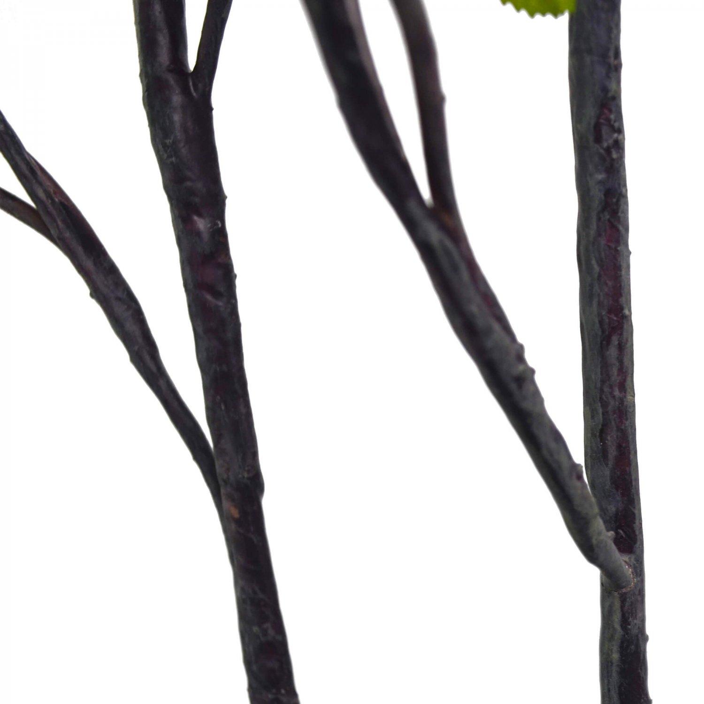 ドウダンツツジ ガラスシリンダー H100cm フェイクグリーン