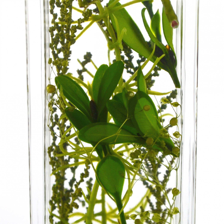 ハーバリウム ナチュラルグリーン フェイクグリーン