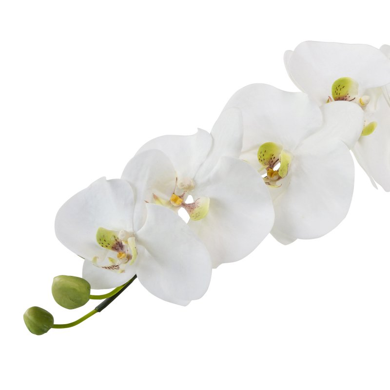 胡蝶蘭L 単品花材 アーティフィシャルフラワー アートフラワー