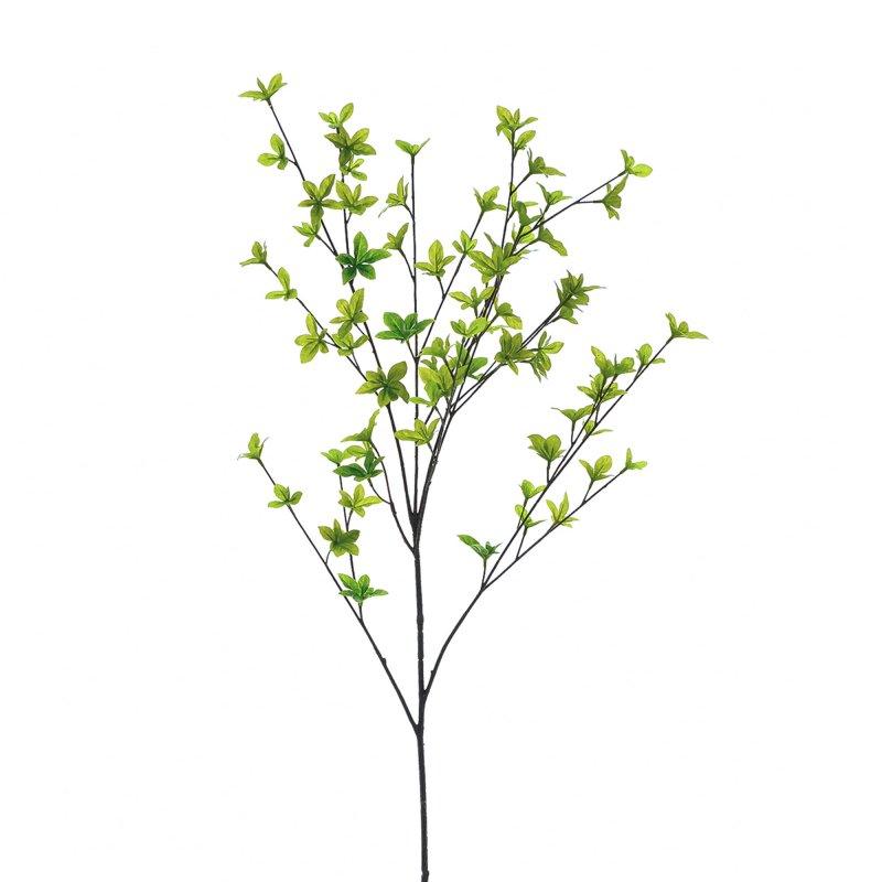 ドウダンツツジ フレッシュグリーン 単品花材 H115 アーティフィシャルフラワー アートフラワー