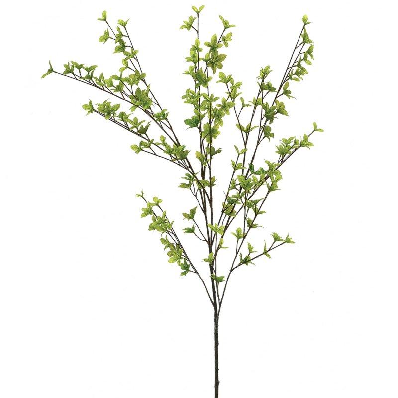 ドウダンツツジ フレッシュグリーン 単品花材 H145 アーティフィシャルフラワー アートフラワー