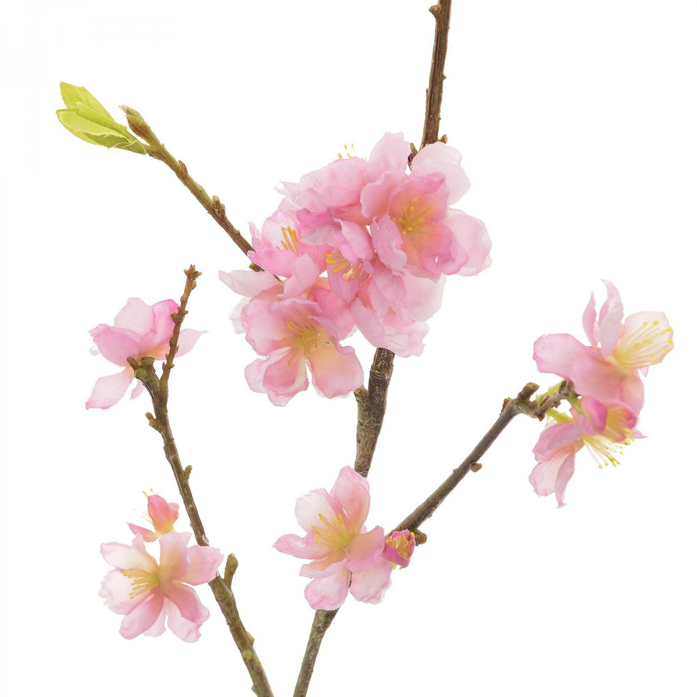 桃 単品花材 PK H100 アーティフィシャルフラワー アートフラワー