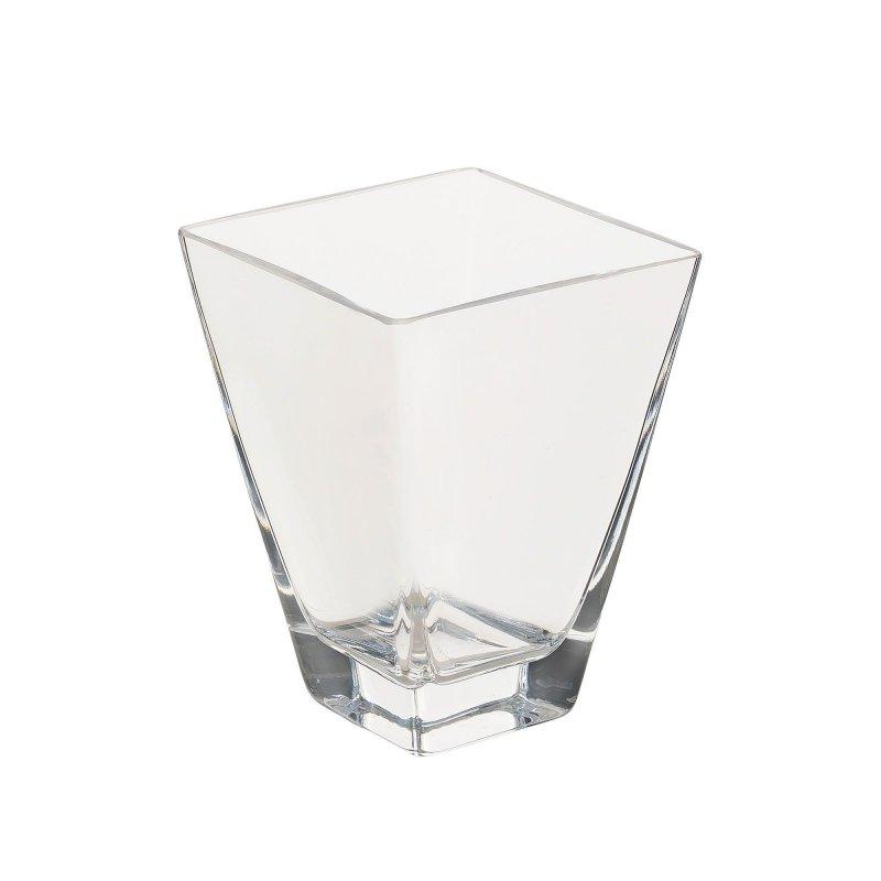 ガラス・スクエア 15-S 花器 フラワーベース