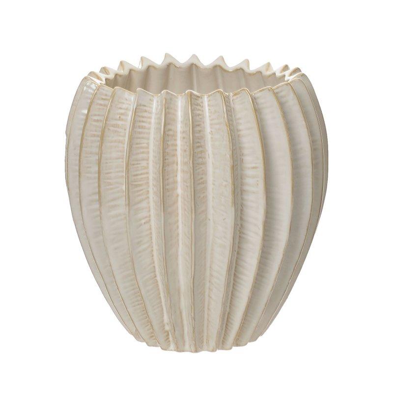 カンバーベースM H23cm 花器 花瓶 フラワーベース