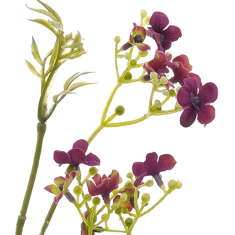 わすれな草 パープル 単品花材 アーティフィシャルフラワー アートフラワー